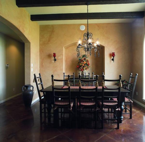 Design Ideas For Spanish Home Decor Hometone