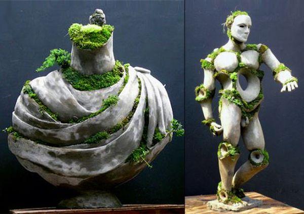Terraform Sculptures