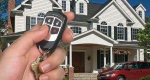 DIY home alarm system