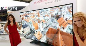4K Ultra HD OLED TV 1