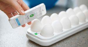 Smart Kitchen Egg Tray