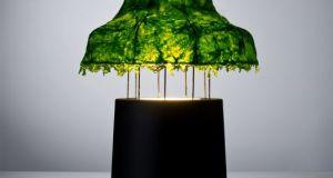Marine light table lamp