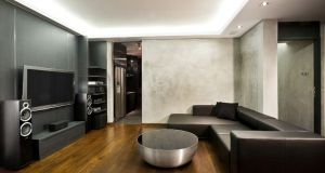 bachelor pad room design (6)