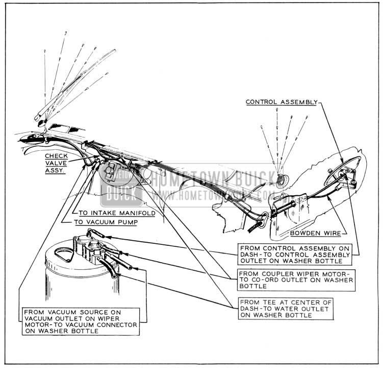 corvette wiper motor wiring diagram