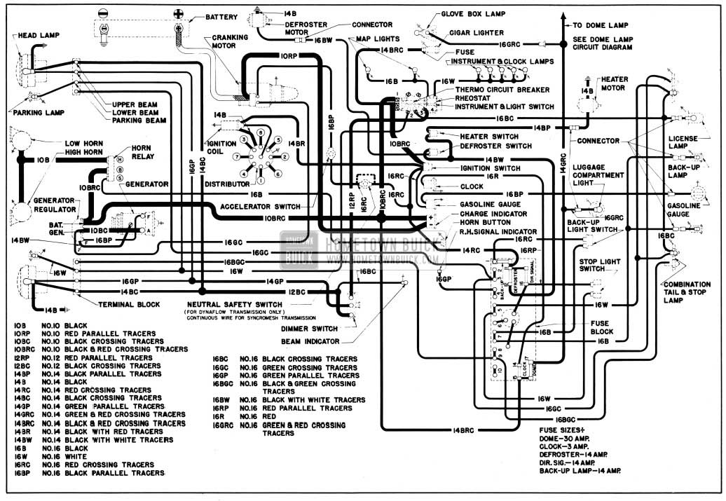 radio wiring diagram for 1996 buick riviera