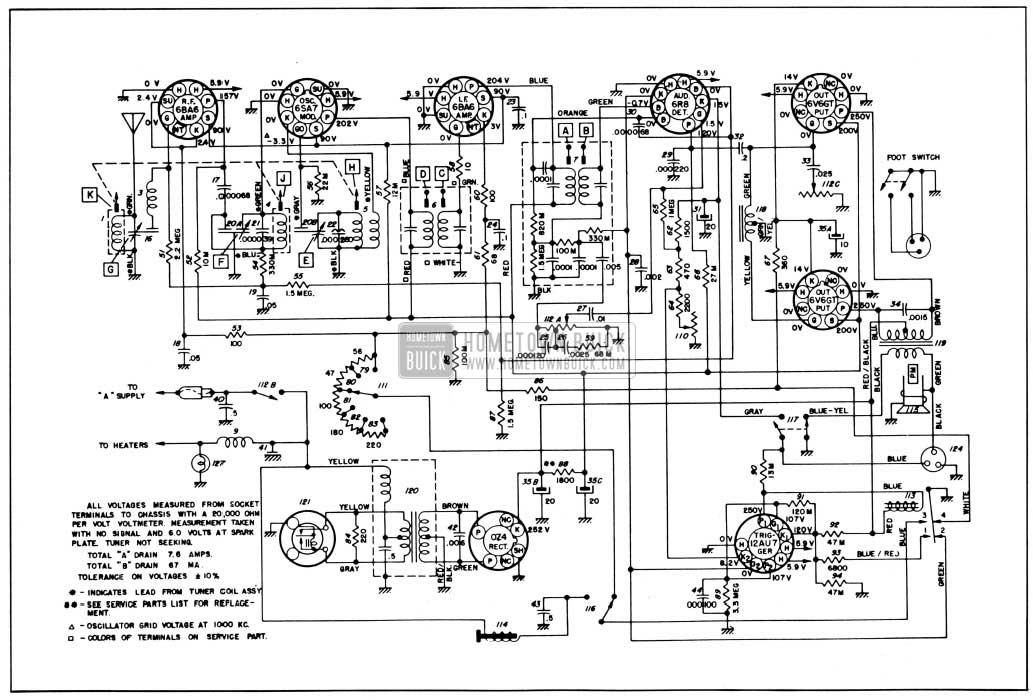 2003 chevy impala heater wire schematic