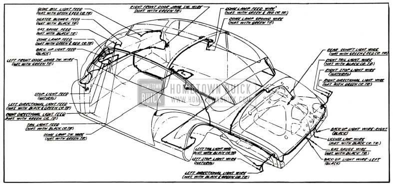 1955 Buick Wiring Diagram - Best Place to Find Wiring and Datasheet
