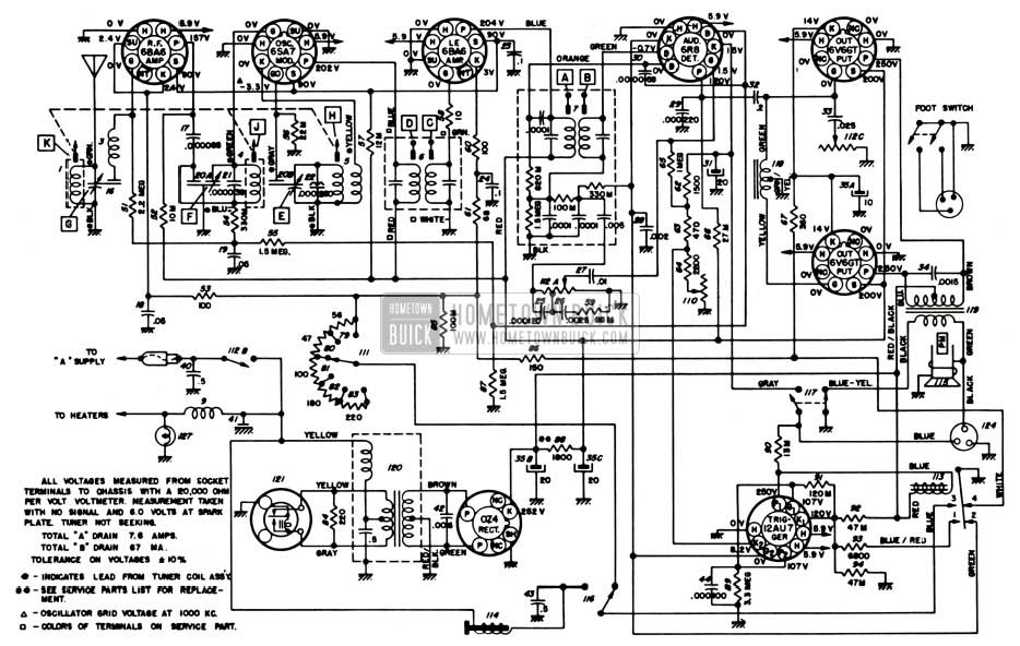 Air Conditioner Wiring Diagram 2000 Buick Lesabre Wiring Schematic