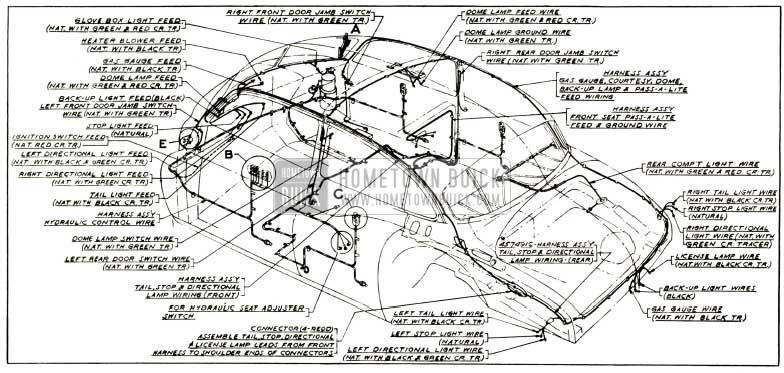 1952 Buick Wiring Diagram Wiring Diagram