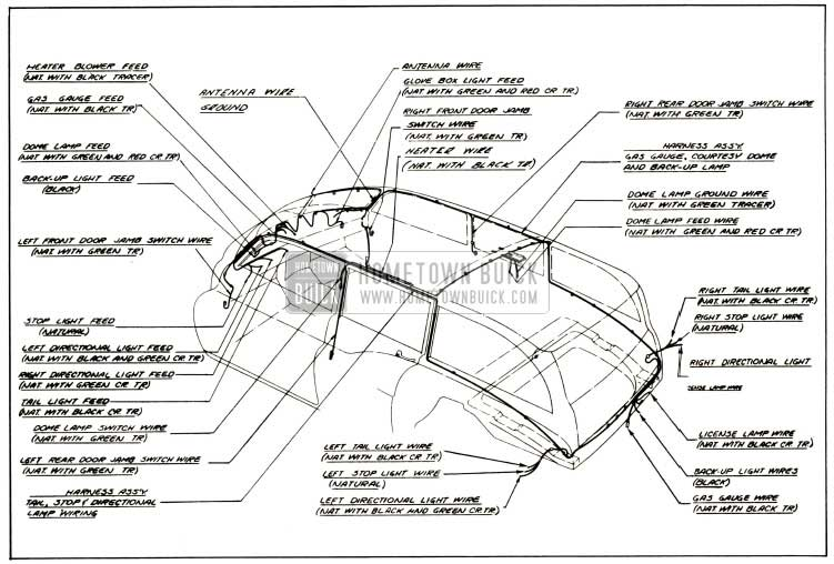 1966 buick special wiring diagram