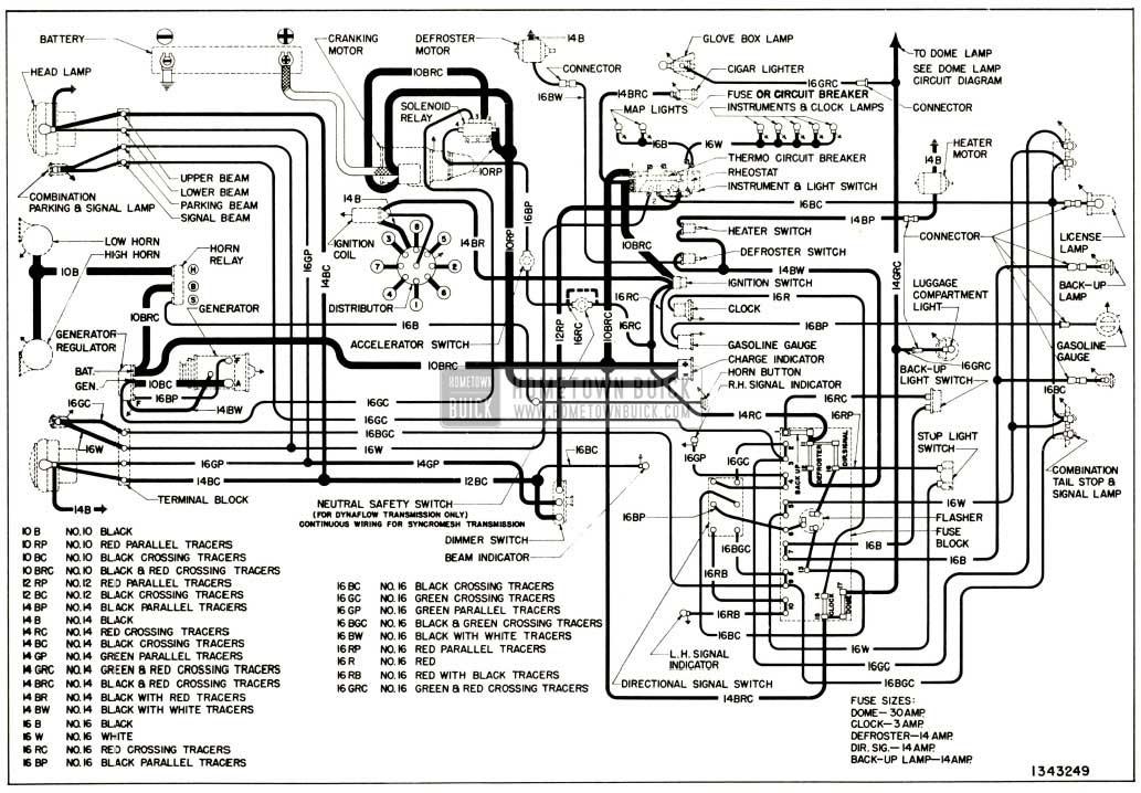 wiring diagram a circuit diagrams