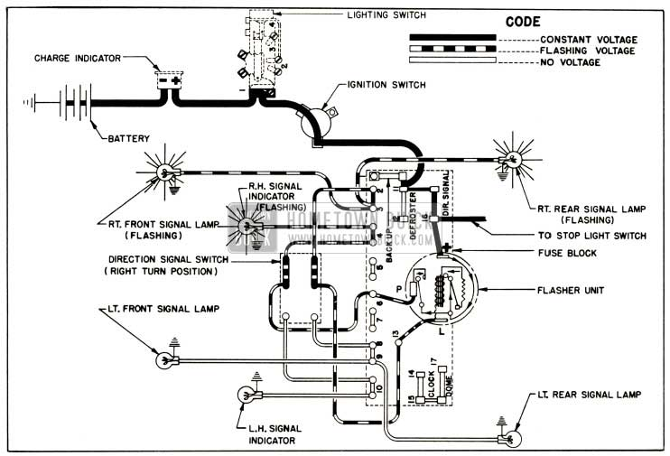 lamp light switch wiring diagram