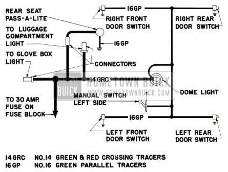 1952 Buick Wiring Diagram Wiring Diagram 2019