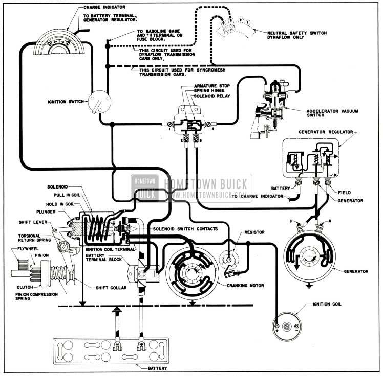1953 buick special fuse diagram