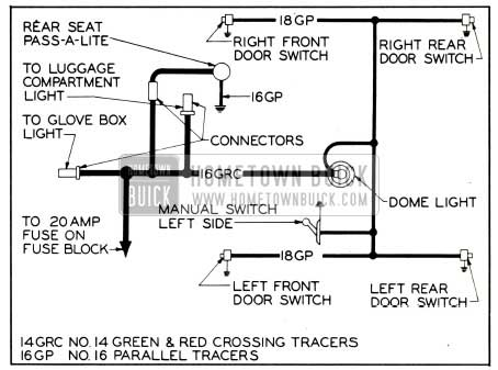 53 Buick Wiring Diagram Wiring Diagram