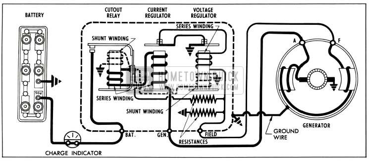 1953 buick wiring supplies