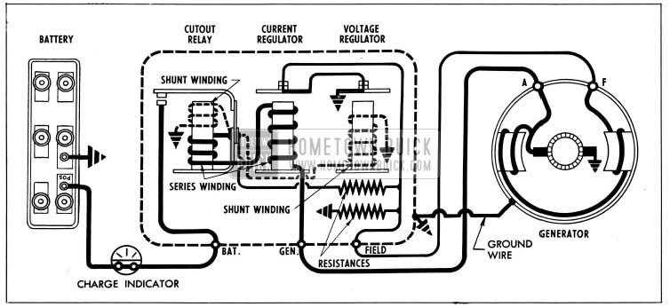 1954 oldsmobile wiring diagram
