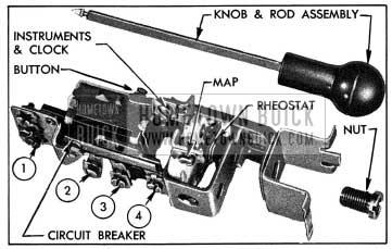 1954 willys wiring diagram