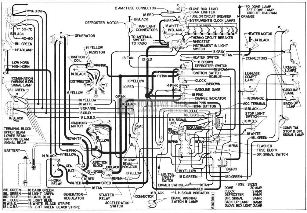 1938 Buick Wiring Diagram Schematic Online Wiring Diagram