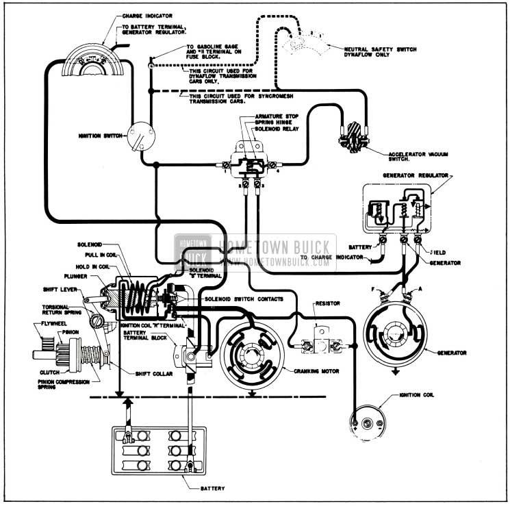 1955 buick wiring wiring diagram 1955 buick generator wiring wiring