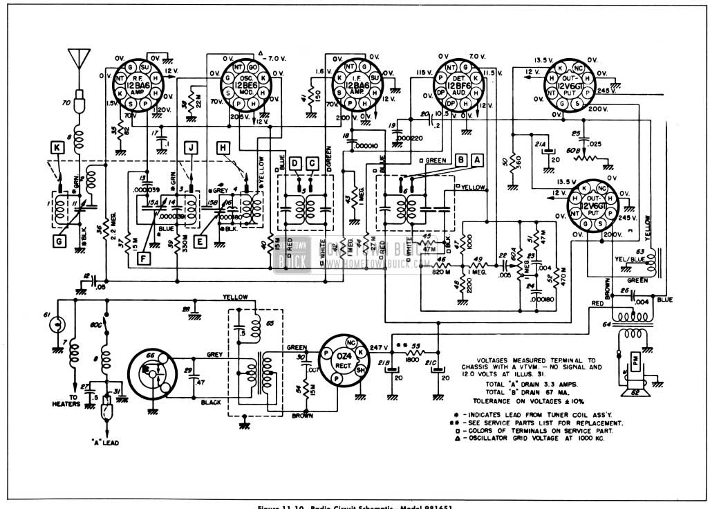 1965 buick riviera wiring diagram on wiring diagrams 1965 buick