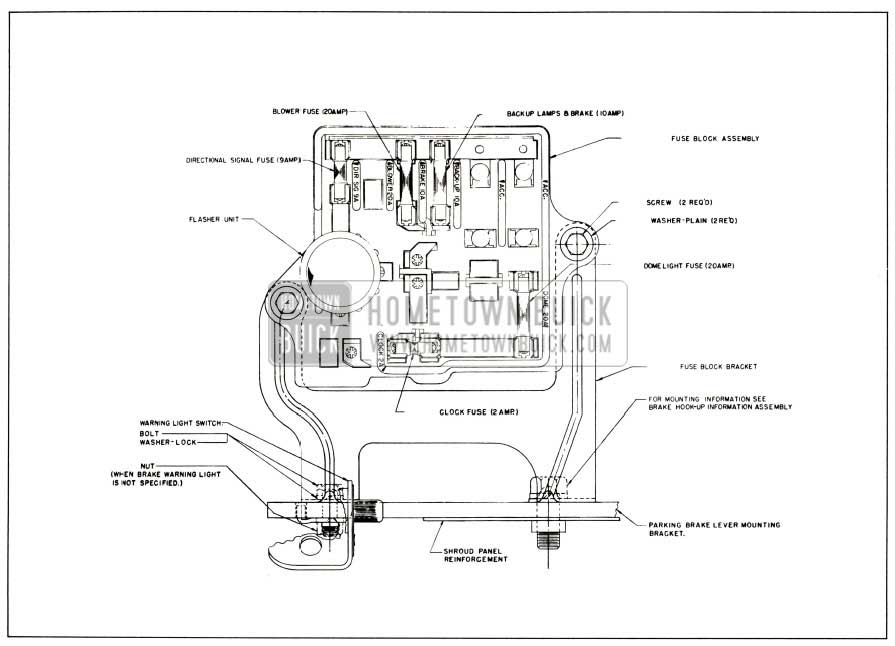 for a 1984 chevy p30 wiring diagram