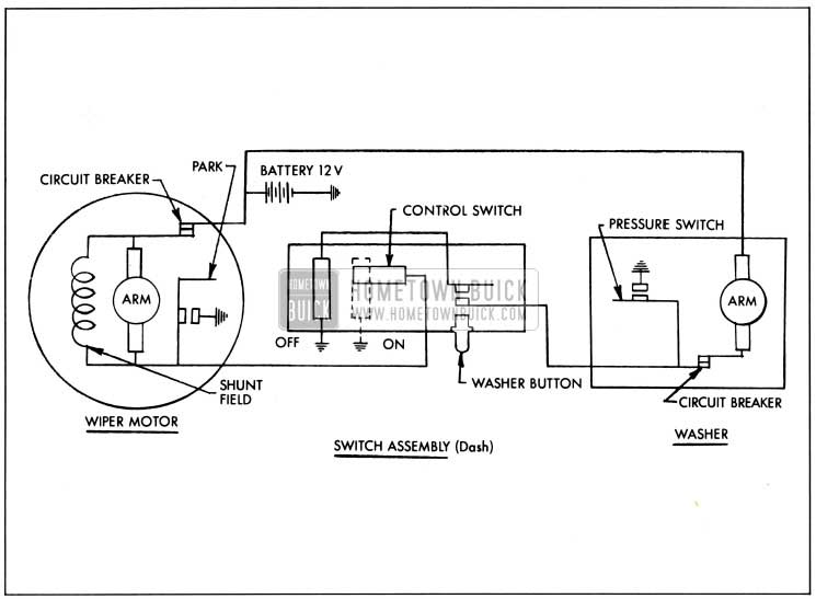 single switch wiring diagram