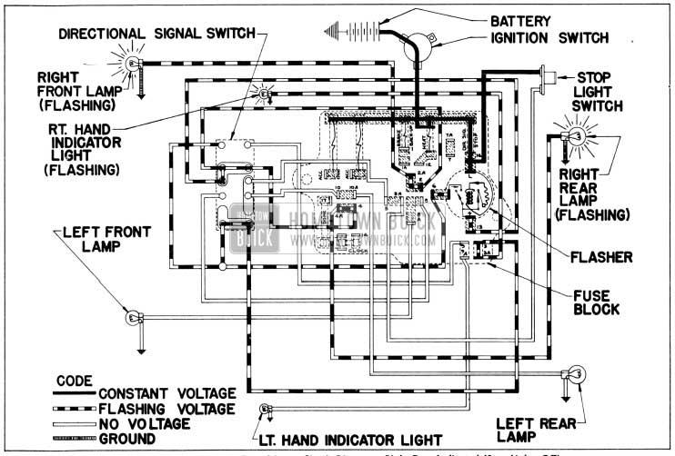 56 Buick Headlight Wiring - Data Wiring Diagram Update