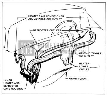1966 ford air conditioning wiring diagram