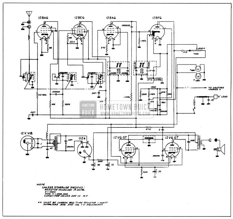 1967 buick electra wiring diagram schematic