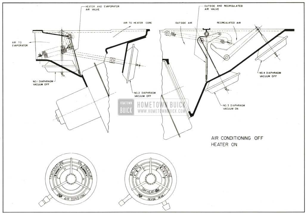 1968 buick 350 motor diagram