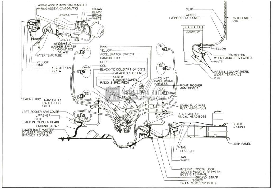 1958 buick wiring schematic