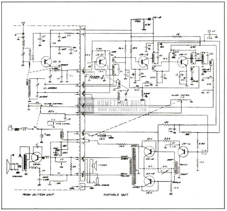 1959 vw beetle wiring diagram