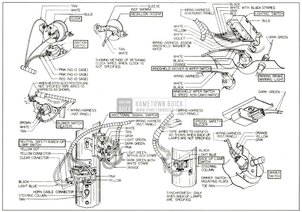 95 buick riviera wiring diagram