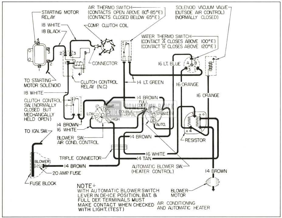1959 Buick Lesabre Wiring Diagram Wiring Diagrams