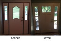 Interior Entry Door Replacement | Hometowne Windows and ...