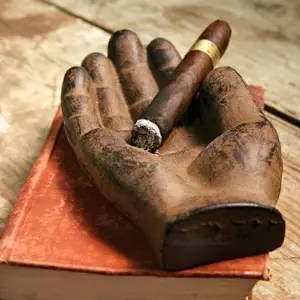 Cigar Ashtray Hand
