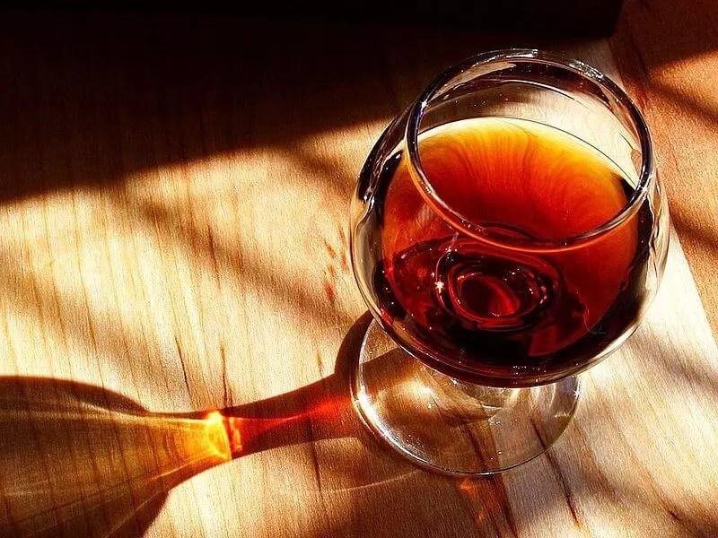 Port Wine at Home Wet Bar
