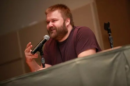 Robert Kirkman: The man behind The Walking...