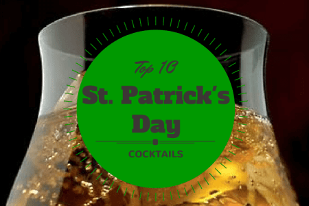 Top 10 cocktails for St. Patrick's...