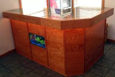 DIY Home Bar Plans