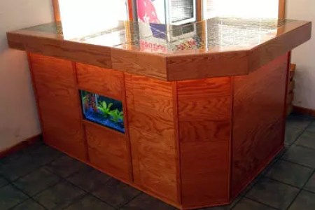 DIY Home Bar Plans – 8 Easy Steps