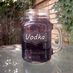 Grape Kool Aid Cocktail with Vodka