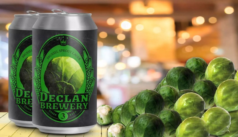 Brussel Sprout Beer