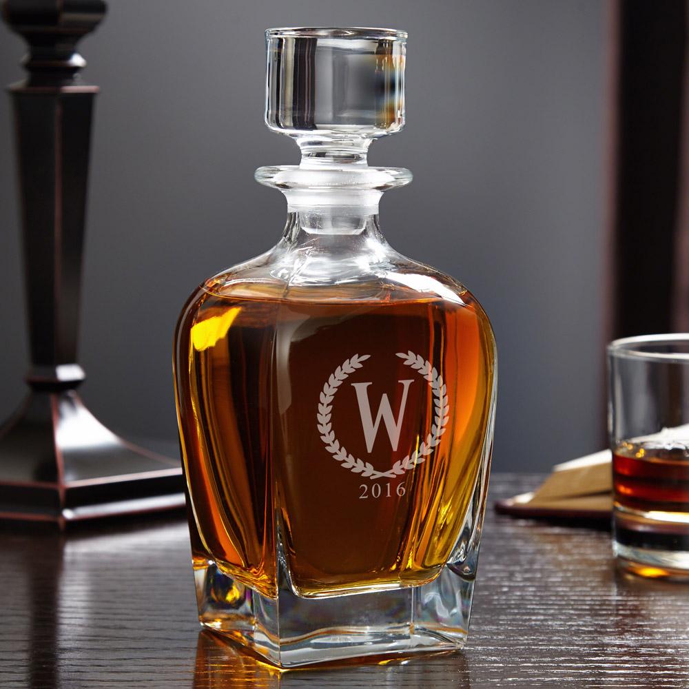 Fullsize Of Whiskey Decanter Set