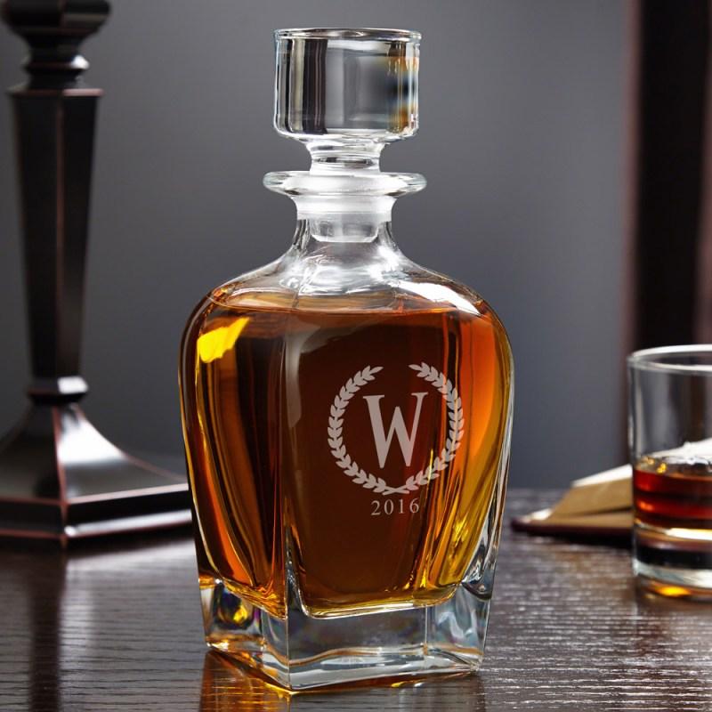 Large Of Whiskey Decanter Set