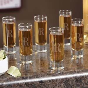 Indulging Six Click To Enlarge Tall Personalized Shot Set Six Personalized Shot Glasses Party City Personalized Shot Glasses Tall Personalized Shot Set Groomsmen