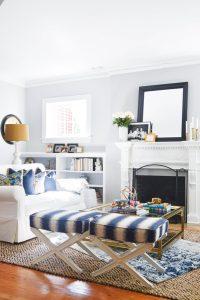 Family Friendly Living Room Ideas - Design Tips - A ...