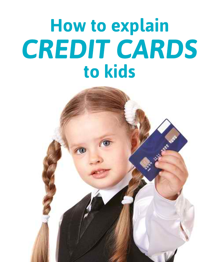 How to Explain Credit Cards to Kids - Homey App for Families