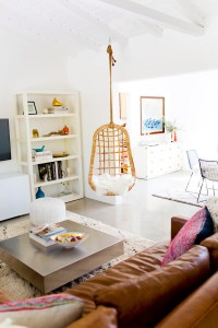 Hanging Chairs - Homey Oh My